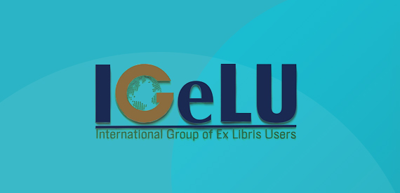 The International Group Of Ex Libris Users IGeLU Is Collective Voice And Advocate For Products We Represent Over 400 Member