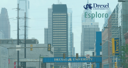 Drexel University Esploro PR