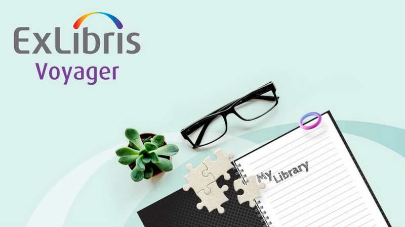 Voyager Standards-Based Library Integrated System | Ex Libris