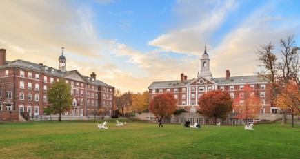 Harvard University Goes Live with Alma and Leganto