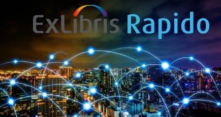 Ex Libris to Expand Its Offering with the Cloud-Based, User-Centric Rapido Resource Sharing Solution