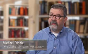 Michael Frisbie - Johnson Community College - video screenshot