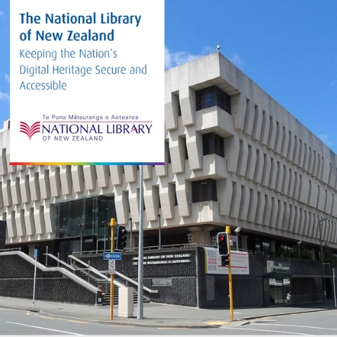 National Library of New Zealand Rosetta case study