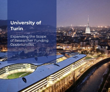 University of Turin Research Professional case study